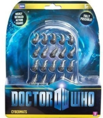 Doctor Who Series 6 Cybermats 5 Inch
