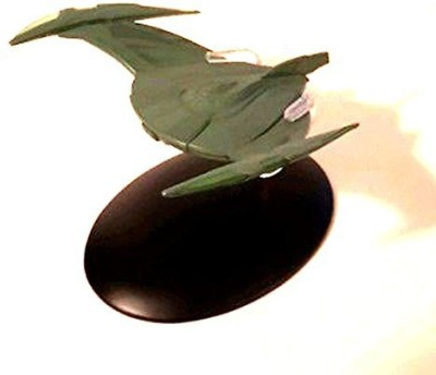 Eaglemoss Publications Star Trek Starships Figurine Collection Magazine 27
