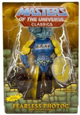 Mattel Heman Masters Of The Universe Classics 30Th Anniversary(Multicolor)