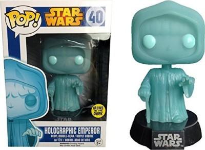 Pop Vinyl Funko Star Wars Holographic Emperor Palpatine