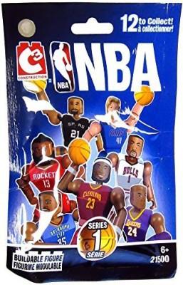 C3 NBA C3 Construction Nba Series 1 Minis Booster Pack