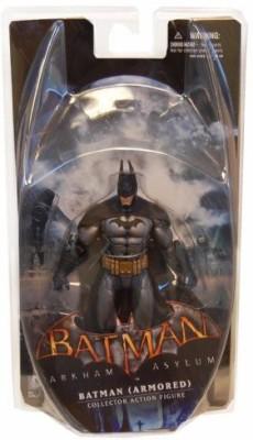 Batman Arkham Asylum Armored