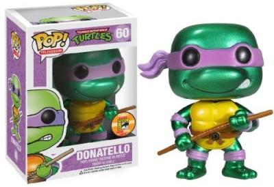 Teenage Mutant Ninja Turtles Funko Pop Television Tmnt Donatello Vinyl (2013