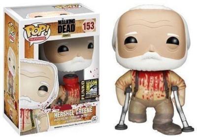 Pop 2014 Funko 153 Walking Dead Hershel Greene (Bloody)