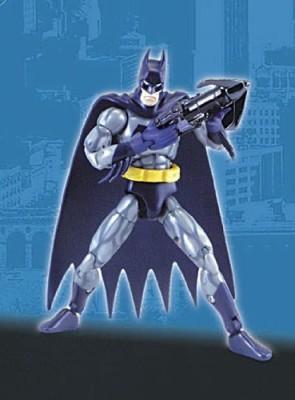 Batman Microman Comic