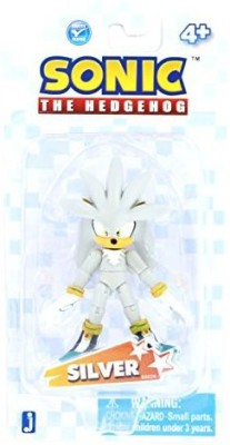 Sonic The Hedgehog Exclusive 35 Inch Silver The Hedgehog
