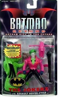 Batman Beyond The Jokerz