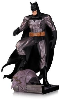 DC COMICS Collectibles Batman Metallic Mini Statue Jim Lee