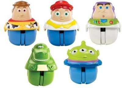 Toy Story Disney/Pixar Zing ,Ems Canyon Adventure 5 Pack