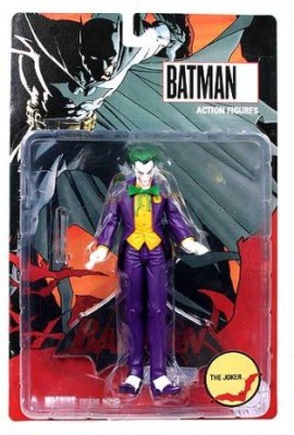 DC COMICS Batman And Son Joker