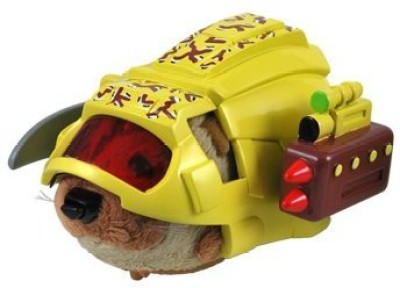 Kung Zhu Pet Special Forces Armor Set RockO / Dune Tracker Hamster NOT Included!