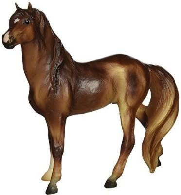 Breyer Liver Chestnut Mustang