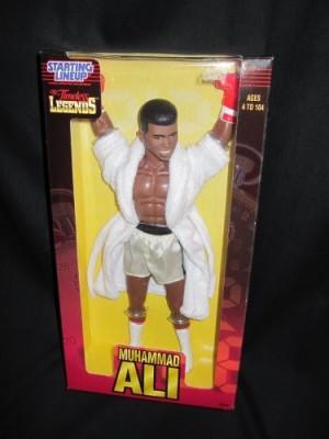 Kenner Starting Lineup Timeless Legends Muhammad Ali