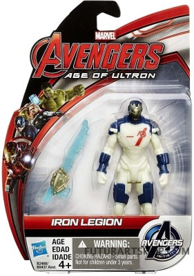 Avengers Avn 3.75 Inch All Star Figr Iron Legion