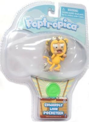 Poptropica Pocketeer 2 Inch Mini Cowardly Lion