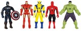 Wish Kart Multicolor Plastic Avengers Ac...