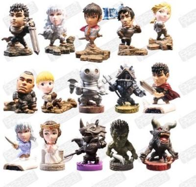 Tokimeki.com Chara Heroes Berserk Golden Age (15Pcs)