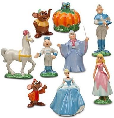 Disney Limited Edition Collectible Classic Cinderella Ceramic