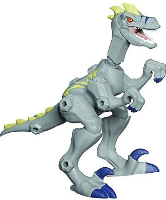 Jurassic Park Jurassic World Hero Mashers Velociraptor