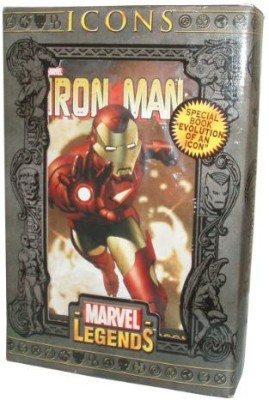 Marvel Legends Iron Man 12