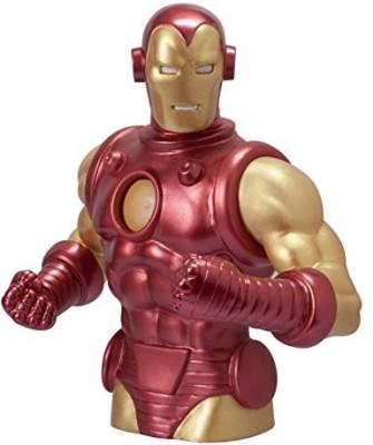 Marvel Classic Iron Man Bust Bankred/Gold