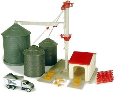 Tomy Ertl Farm Country Grain Feed Set