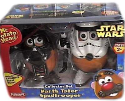 Mr Potato Head Darth Tater And Spudtrooper