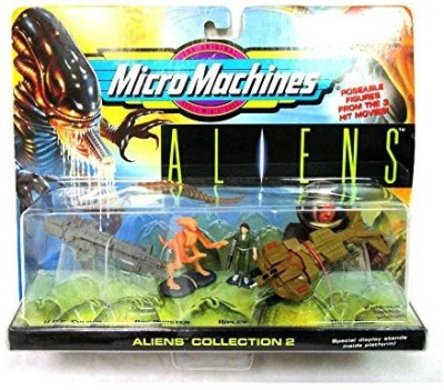 Galoob MicroMachines Micro Machines Aliens Collection 2