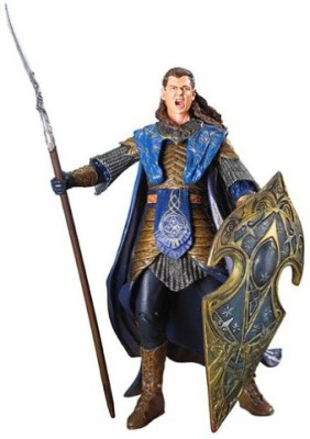 Toybiz Lord Of The Rings Gilgalad