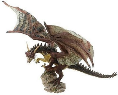T M P Intl McFarlane Dragons Series 2:Quest for the Lost King - The Komodo Dragon Clan