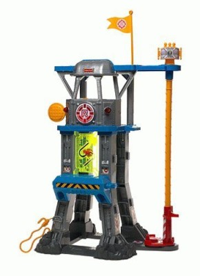 Rescue Heroes Fisherprice Command Center