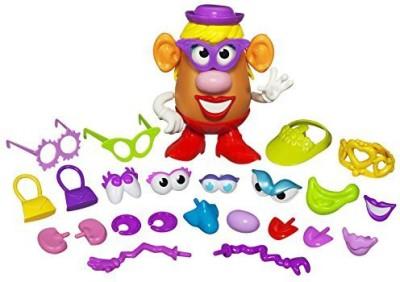 Mr Potato Head Playskool Head Silly Suitcase Set