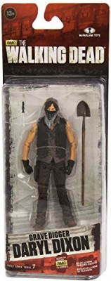 McFarlane Toys The Walking Dead Tv Series 7 Exclusive Grave Digger Daryl
