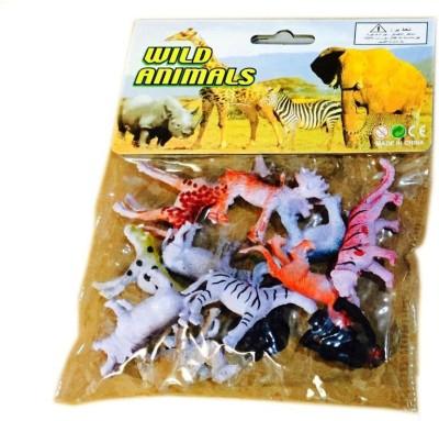 Rahul Toys Small Wild Animals