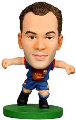 Soccerstarz F.C.Barcelona Andres Iniesta
