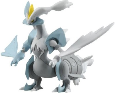 Takara Tomy Pokemon Articulated White Kyurem