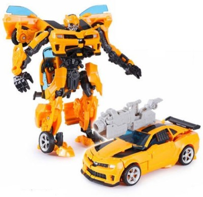 Sugis Transformer 4 Leader Class Bumblebee(Yellow)
