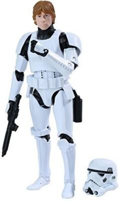 Star Wars 2014 Black Series The Luke Skywalker (Stormtrooper Disguise) 6 Inch Figure