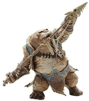DC COMICS World of Warcraft Premium Series 1: Tuskaar: Tavru Akua Action Figure