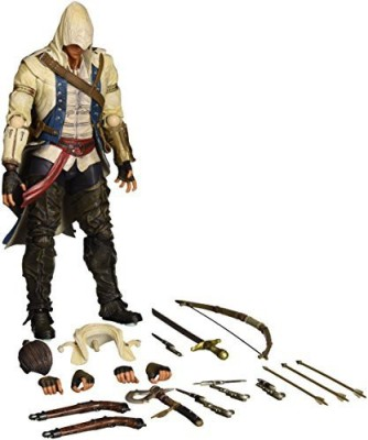 Square Enix Play Arts Kai Connor Kenway Assassin,S Creed