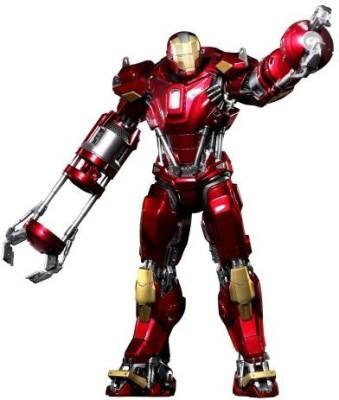 Iron Man 3 Hotmovie 1/6 Scale Power Pose Mark 35 Red Snapper