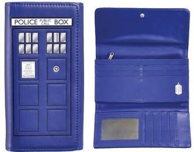 Underground Toys Doctor Who TARDIS Ladies Wallet