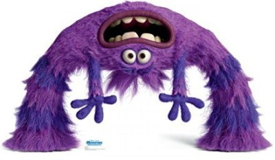 Advanced Graphics Art Disney Pixar,S Monsters University Life Size Cardboard