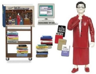 Accoutrements Deluxe Librarian