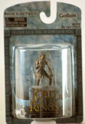 The Lord Of The Rings Gollum Exclusive Armies Of Middle Earth
