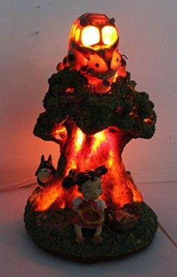 JapanCos My Neighbor Totoro/Cat Bus Light Bedside Lamp Etc Studio