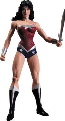 DC Collectibles New 52 Wonder Woman Action Figure