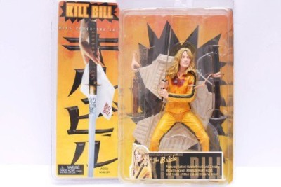 Reel Toys Neca Kill Bill 7 Inch The Bride