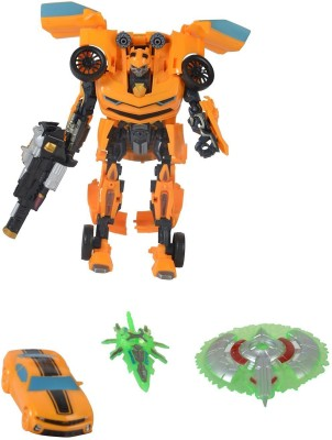 Planet of Toys Robot Prime Transformer