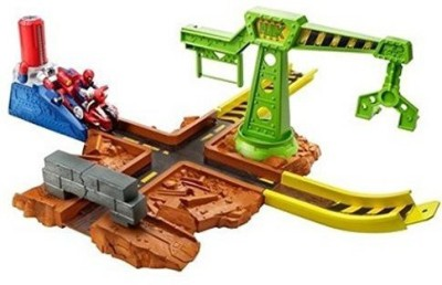 Super Hero Adventures Marvel Playskool Hulk Playset Hulk Smash Track Set